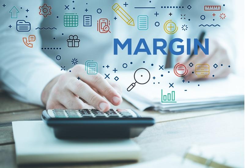 Sử dụng margin được vay bao nhiêu tiền?