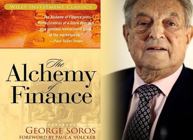 """""""Giả kim thuật tài chính"""" của George Soros"""